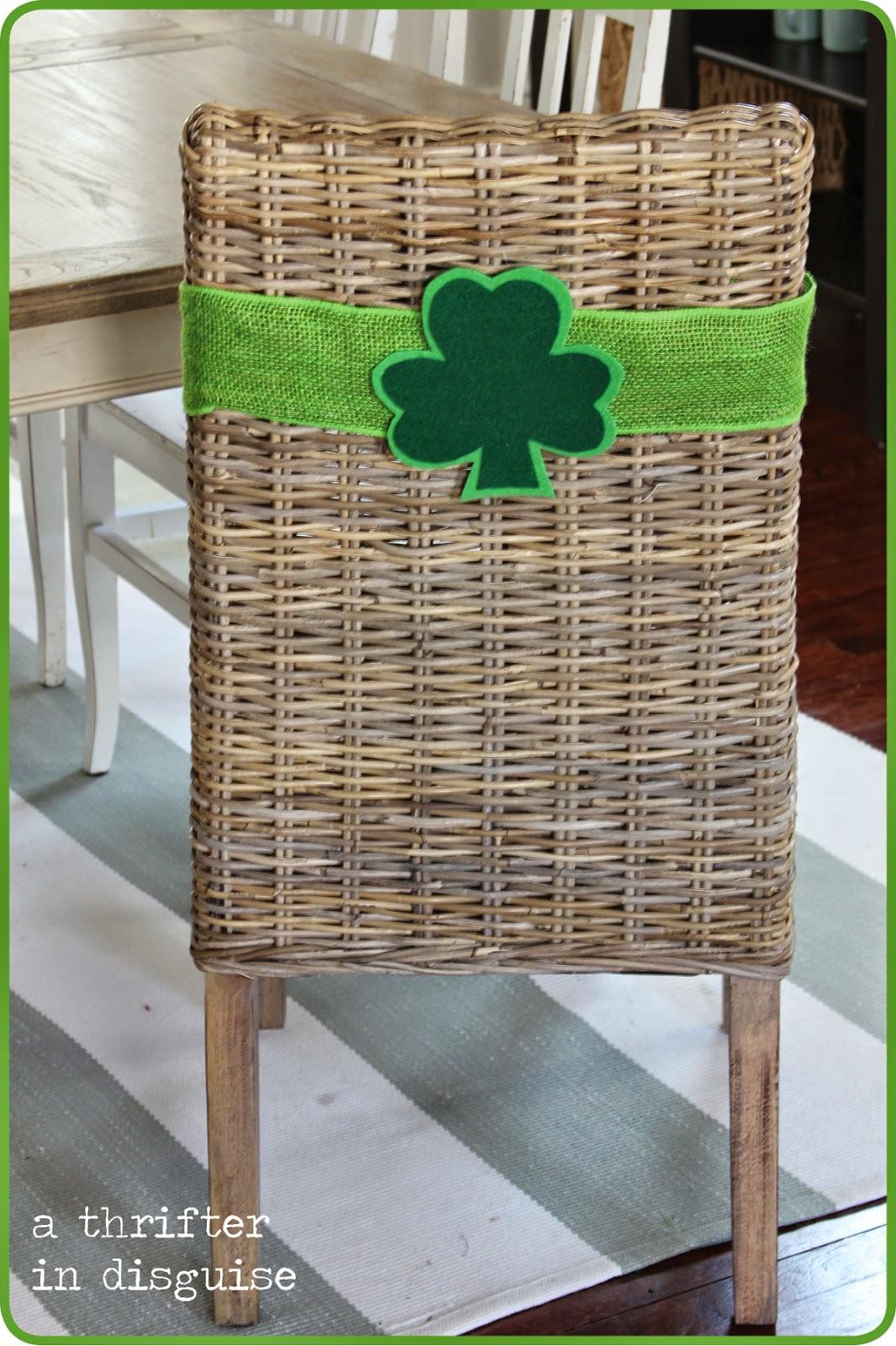 Classy St. Patrick's Day Decoration