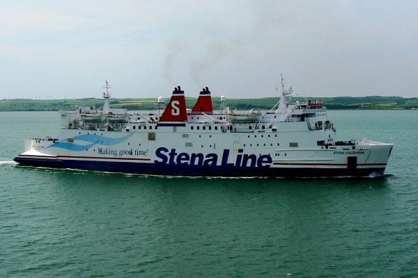 Stena Caledonia. MARITIME LINE
