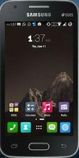 Custom Rom Zentouch Final Untuk Samsung Galaxy V