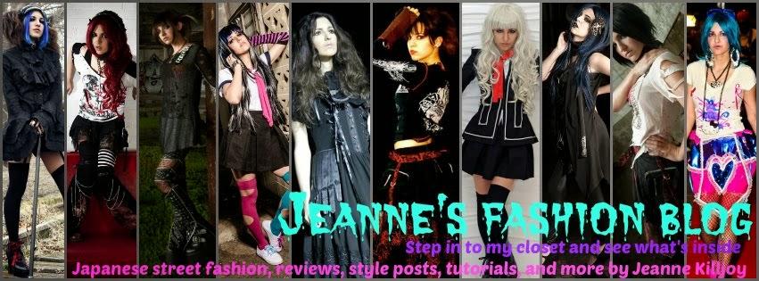 Jeanne's Fashion Blog