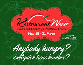 Restaurant Week Puerto Vallarta 2015