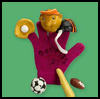 CLICK BaseBall Glove Puppet to Bat at a Great Site for Ideas / Images