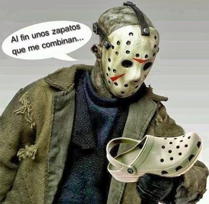 Al fin unos zapatos que combinan