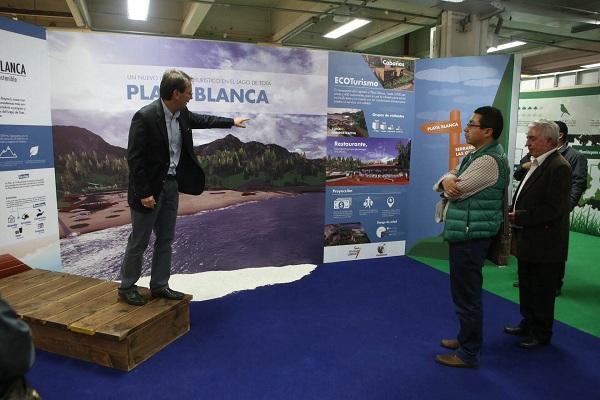 """Compra de emisiones contaminantes en Boyacá, fue presentada en el marco de """"Boyacá en Corferias"""""""