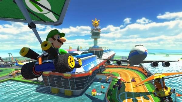 Regresa Mario Kart 8 a las carreras más locas