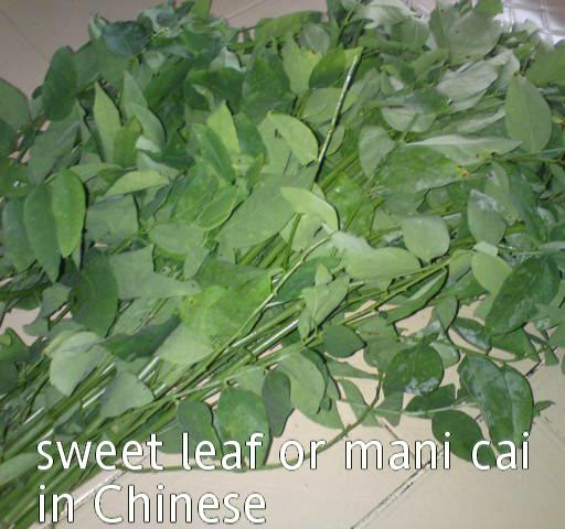how to make chinese leaf