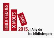 2015 Any de les Biblioteques