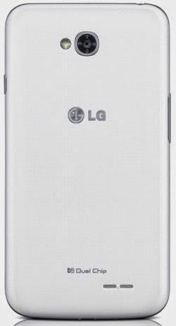 LG L70 Dual D325 belakang