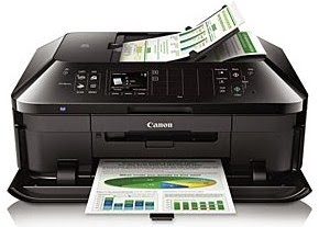 Canon Pixma MX922 Printer Drivers Download