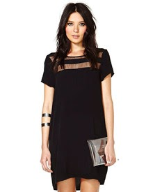 http://www.sheinside.com/Black-Contrast-Sheer-Short-Sleeve-Loose-Dress-p-175539-cat-1727.html?icn=specialonesale141027&ici=www_vcbanner01&url_from=wwwso141027dress140630114?aff_id=1285