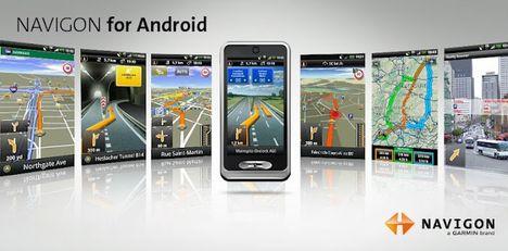 Navigon für Android