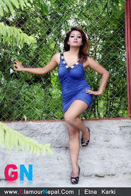 Hot Photo-Shot of Nepali Model Etna Karki