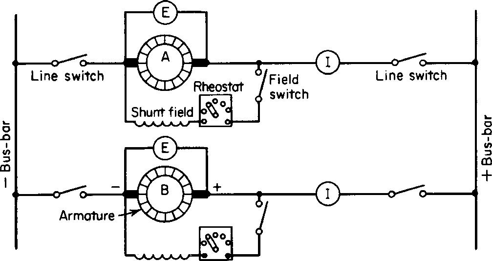 Parallel Operation Of Generators Basic And Tutorials Electrical Rhelectricalengineeringdesignsblogspot: Westinghouse Dc Generator Wiring Diagram At Gmaili.net