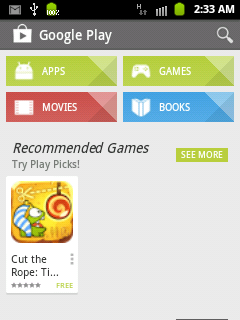 Latest Google Play Store 4.2.9 – APK Download