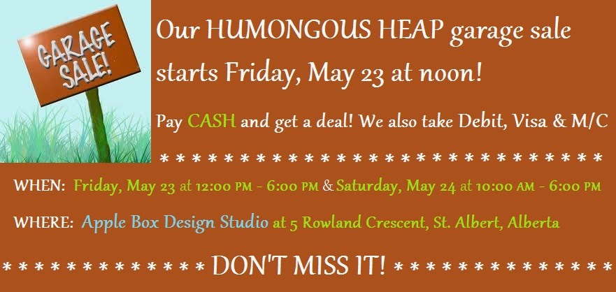 http://www.appleboxdesignstudio.com/our-blog/-humongous-heap-garage-sale-starts-friday