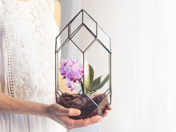 Pot yang unik untuk tanamanmu yang indah