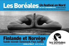 Boréales : week end littéraire 12-13 novembre (auditorium du musée des beaux-arts)