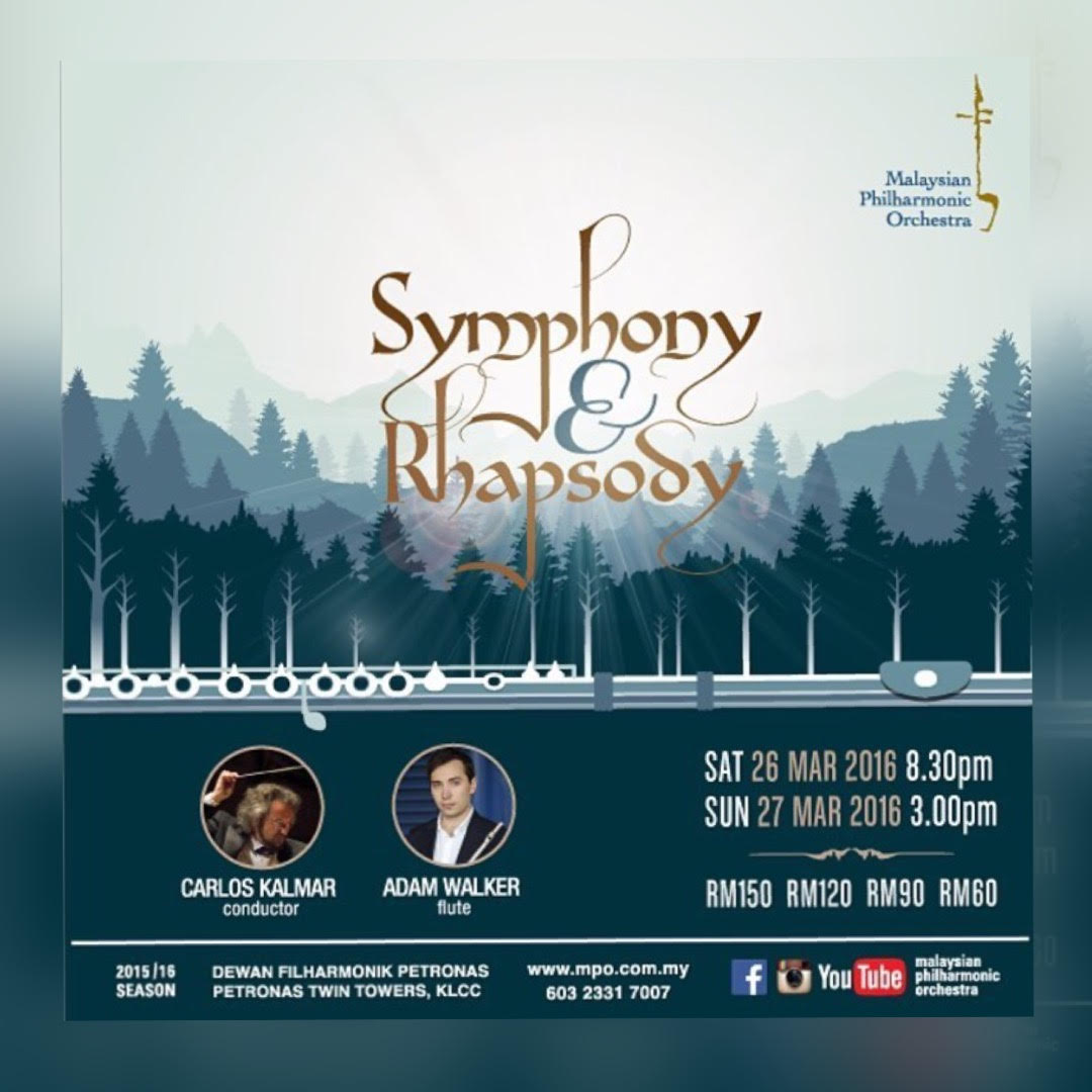PERSEMBAHAN: Konsert Klasikal