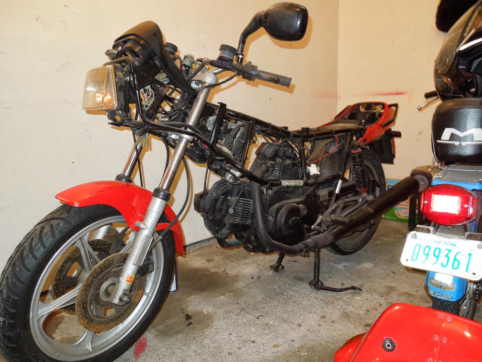 Alazzurra 650 ss 1985 Cagiva Alazzurra 650 ss