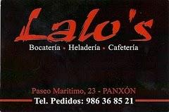 BOCATERÍA LALO'S