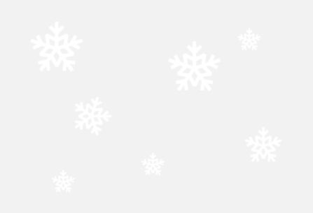 darmowe zimowe tło na bloga - śnieżynki na szarym tle