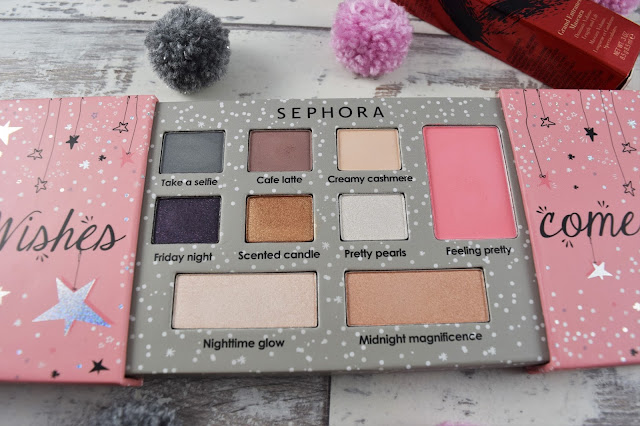 Sephora Wishes Come True Palette