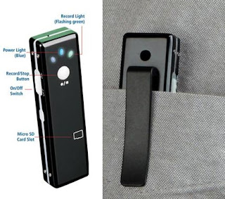 Spy Camera Recorder Device