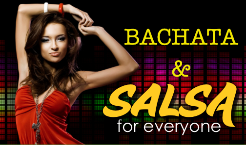 Salsa & Bachata kursused täiskasvanutele