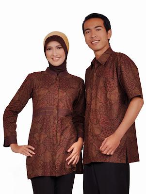Blus batik 028 sekar jagad crop