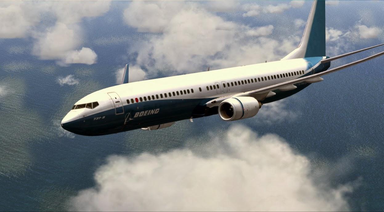 MAX 9   Boeing 737-900ER   737   PMDG ~ Feleocsim's Repaint