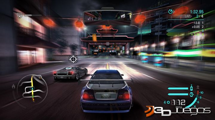 Need For Speed Carbon PC Full Español ISO Descargar