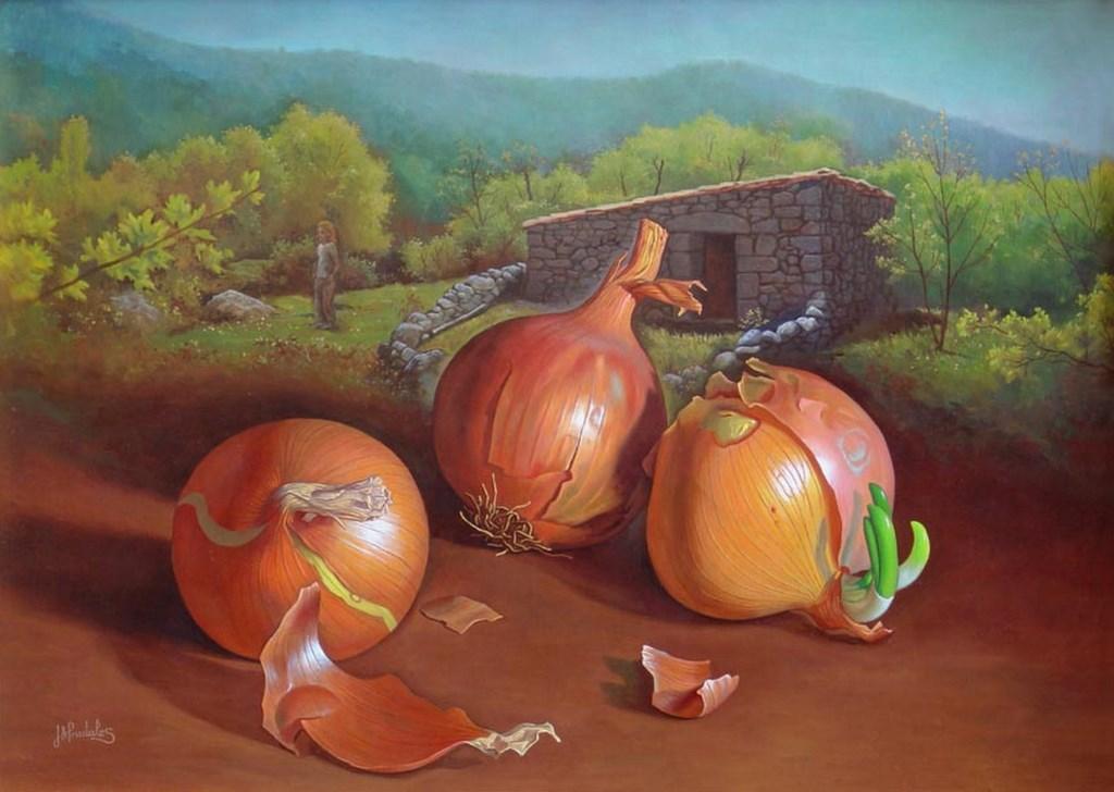 Cuadros modernos pinturas y dibujos cuadros bodeg n y - Pinturas bodegones modernos ...