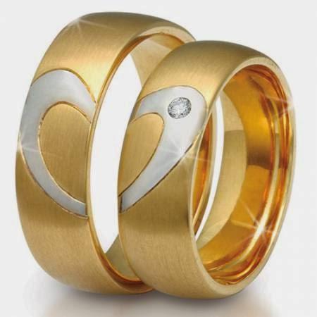 modelos de alianças de bodas de prata