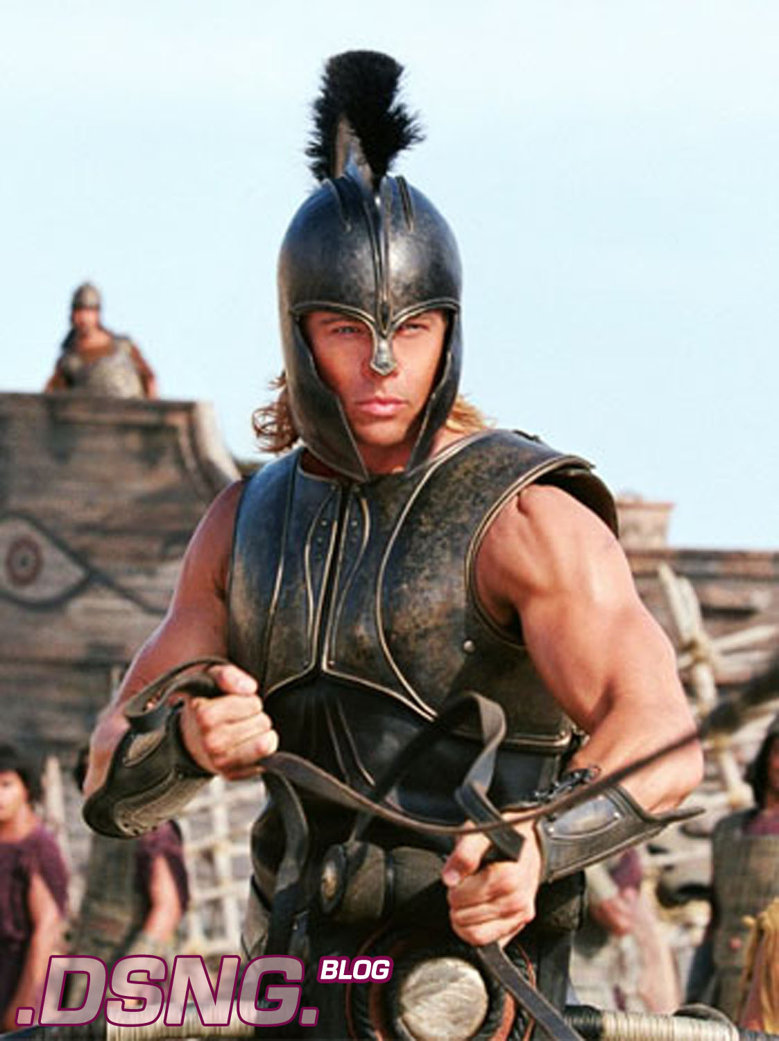 troy the movie Troy= the movie(post classical depiction) troy is the most powerful alliance against the greeks agamemnon wants 'the world' all the land achilles has disappeared from the army.