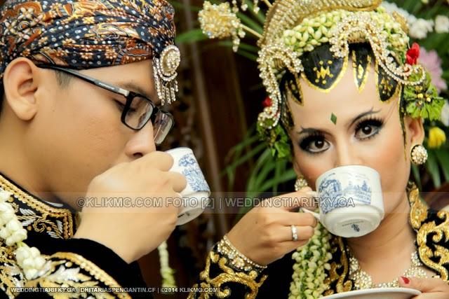 Pengantin TIA ANGGRAINI dan RIFKY KURNIAWAN | Rias Pengantin oleh : DHITA Rias Pengantin Purwokerto | Foto oleh KLIKMG Fotografer Jakarta