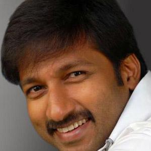 Actor Gopichand in Sahasam Movie