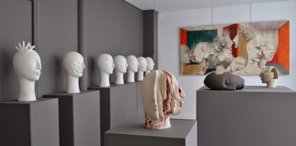 Christophe Betmalle à la Galerie accroTerre