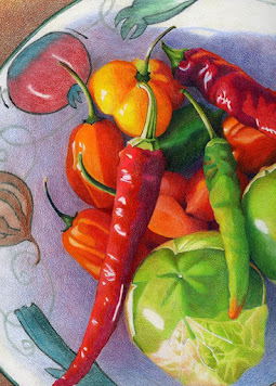 One-Day Colored Pencil Workshop in NH