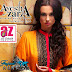 Ayesha Zara Printed Woven Shawl Collection 2014-2015 By Al-Zohaib Textile