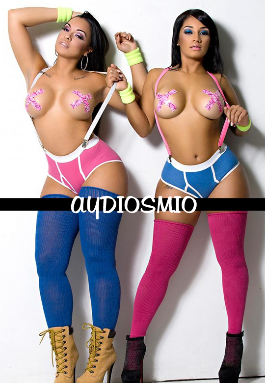 AY DIOS MIO - Jennifer Skye and Yarissa G