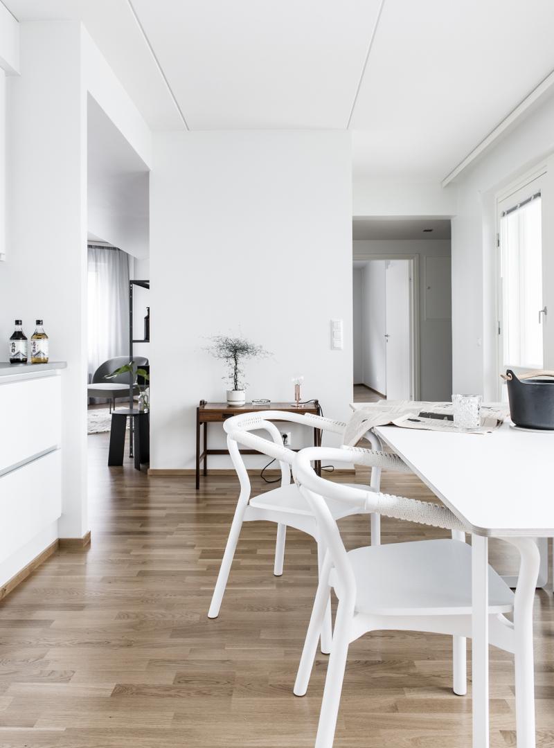 Keitti kitchen for Scandi deko