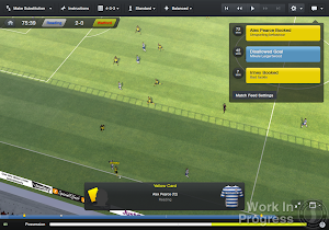 Football Manager 2014 Match engine