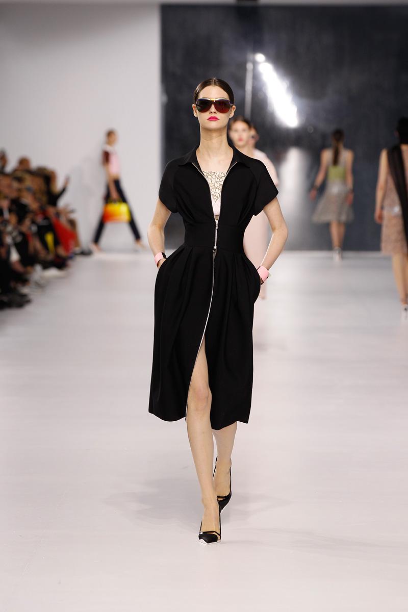 Fashion show christian dior resort 2014 Good style fashion show cleveland 2014