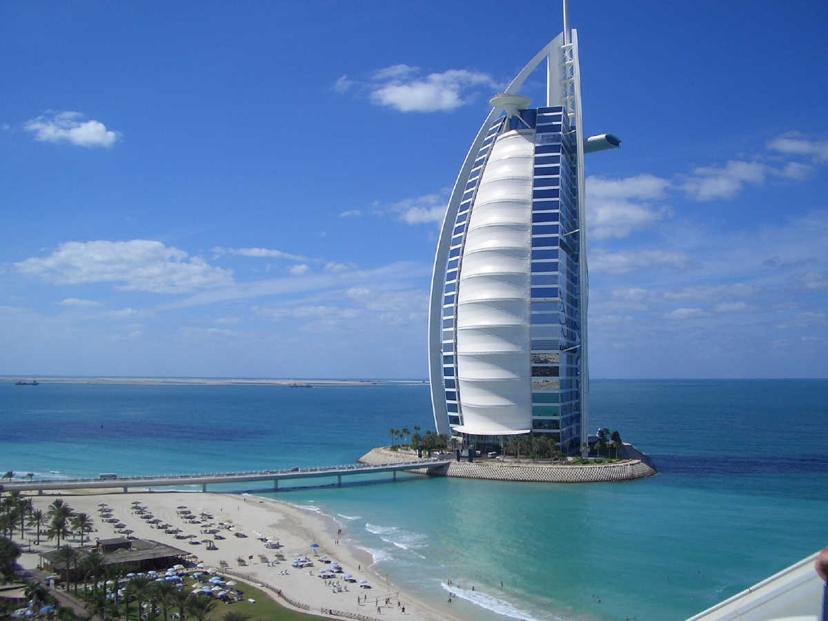 Top 10 most expensive hotels rooms in the world for Most expensive hotel room in dubai