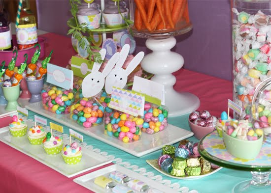 Party with a k the easter