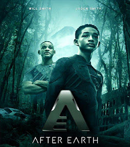 Poster Of After Earth (2013) Full Movie Hindi Dubbed Free Download Watch Online At worldfree4u.com