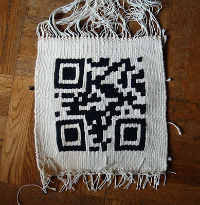 Creative QR Code Inspired Products and Designs (15) 10