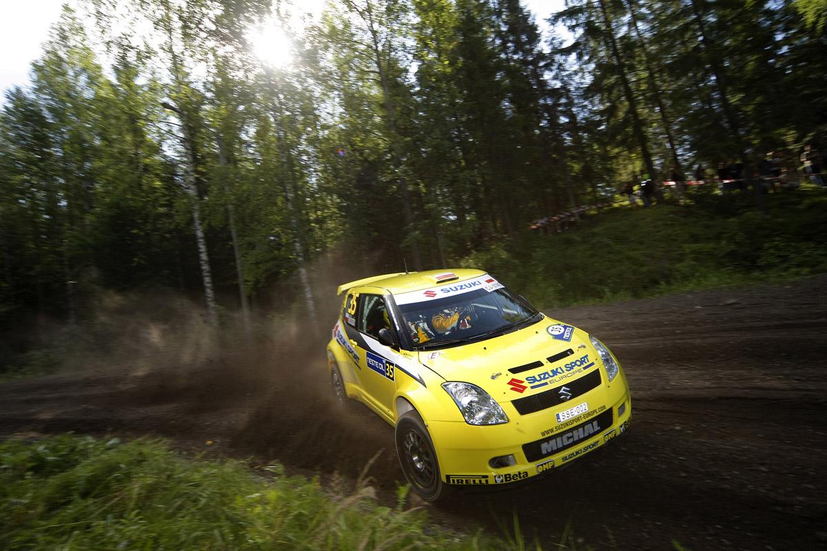Suzuki Swift, rajdowy, wyścigi, japońskie hatchbacki, małe auta do sportu, ラリー、レース、自動車競技