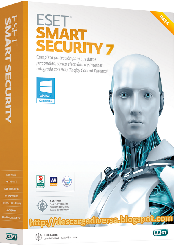 ESET Smart Security 7 Full