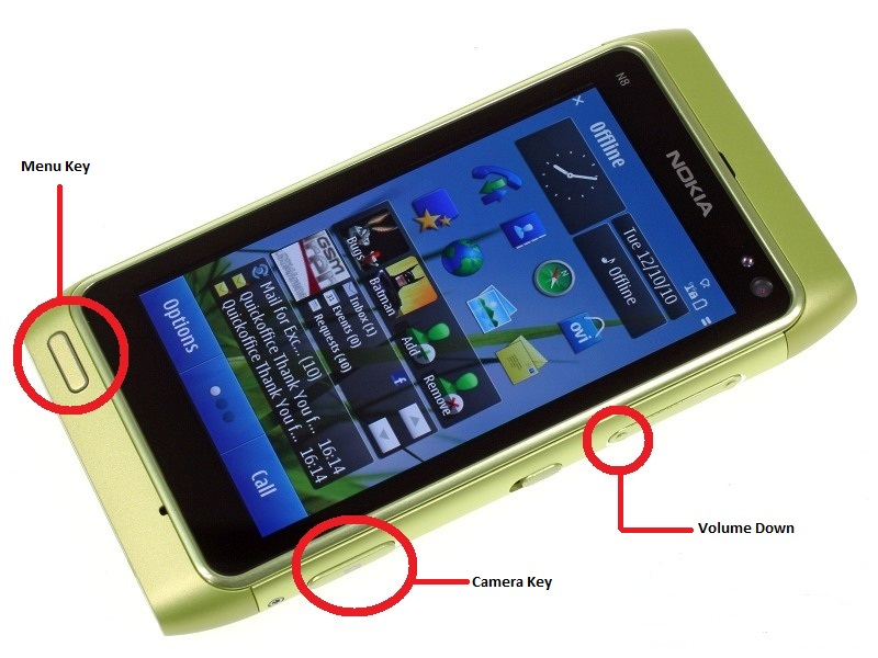 Mobile Guides: How to Reset Nokia C7-00 and N8